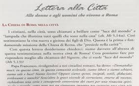 Lettera al ministro Lorenzin