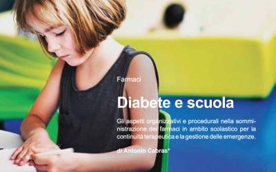 Diabete e Scuola. articolo su Panorama della sanità