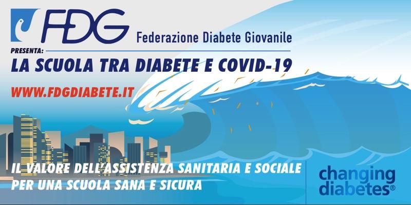 La scuola tra Diabete e Covid-19