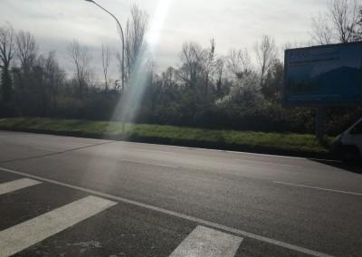 Bologna rotonda benedetto croce