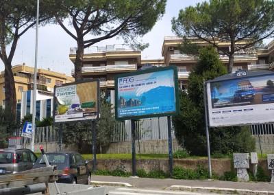 Roma via Sannazzaro